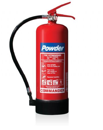 6 Kg ABC Powder Extinguisher
